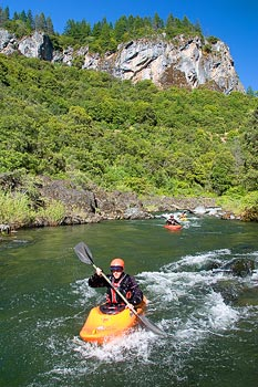 Kayaking the South Fork Salmon River | scotthardingphoto.com